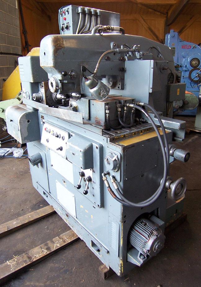 Twin Spindle Spline Milling Machine