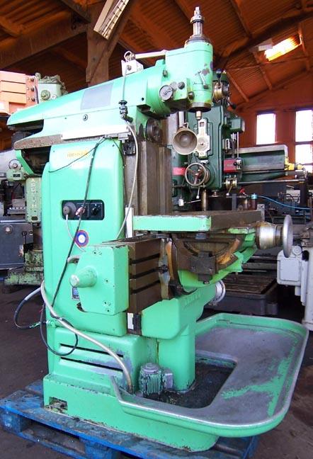 Thiel 159 Duplex Milling Machine